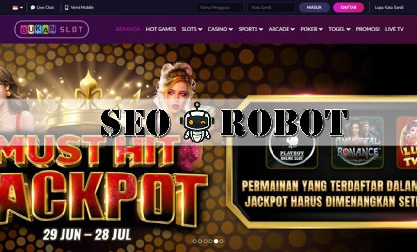 Situs Agen Slot Online Yang Menyediakan Banyak Jackpot